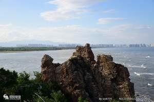 太原到秦皇岛、南北戴河双高四日游  往返高铁动车 沙雕海洋园
