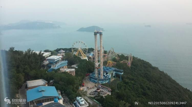 深圳跟团/包团【香港1天纯玩游】海洋公园、自由行、维多利亚港