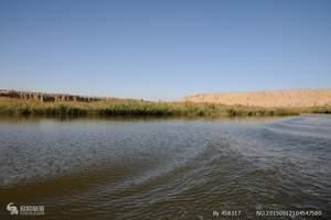 特价:银川出发到沙湖影视城贺兰山岩画西夏王陵水洞沟两日游