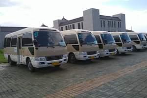 7-16座豪华商务车、中型面包车,新疆旅游包车