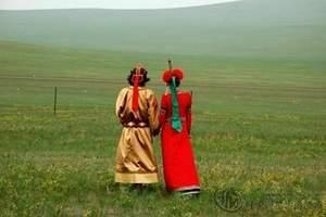 从安徽到内蒙古草原、库布其沙漠、成吉思汗陵、青城四日游