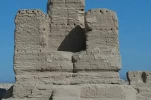 交河故城,吐鲁番旅游必去景点