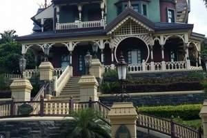 合肥到上海迪士尼乐园旅游攻略_上海外滩、迪士尼乐园汽车二日游