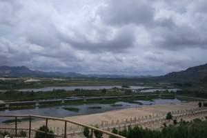 C线--贡格尔草原、沙地云杉林、蒙古风情园、阿斯哈图石林、玉