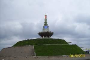 天津到日照旅游多少钱、日照灯塔、竹洞天汽车三日游