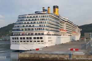 歌诗达邮轮预订 大西洋号 深圳-菲律宾(马尼拉)-苏比克6天