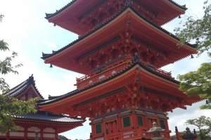 青岛到日本旅游— 大阪、京都、宇治、箱根、东京双飞全景6日游
