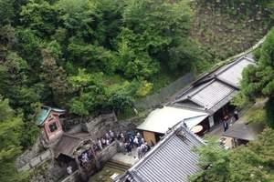 深圳旅行社、日本大阪-和歌山-京都-奈良五天古今文化探索之旅