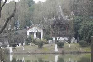 杭州千岛湖苏州无锡南京五日游