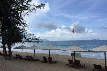 海南旅游、深圳出发去三亚蜈支洲岛珊瑚酒店四天双飞美食团