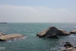 青岛、天幕城、香水海、威海,蓬莱、大连、旅顺双飞7日游