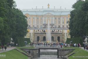 俄罗斯莫斯科、圣彼得堡双首都+卡洛明斯克庄双庄园9天璀璨之旅