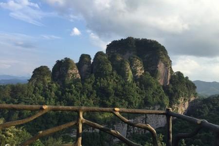 惠州出发 梅州客天下、松口古镇、叶剑英纪念园两天游