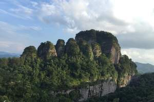 梅州平远五指石、叶帅故居、赏万亩柚海、济济楼两天