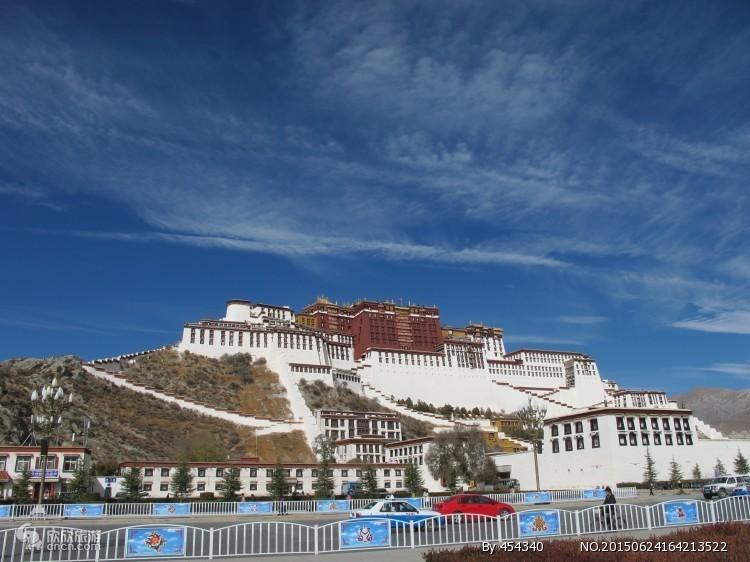 大美西藏双卧十二日游 布达拉宫 大昭寺 卡定沟 巴松错 北青
