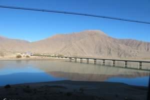 泉州到大美西藏西宁青海湖拉萨林芝大峡谷纳木错四飞单卧9日游G