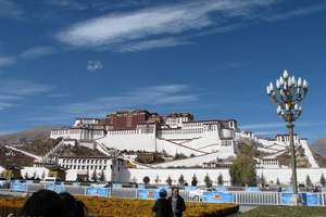 [西藏] 燕郊到西藏卧飞十日游_北京出发西藏旅游_布达拉宫