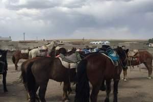 暑期北京到呼和浩特 草原 沙漠 成陵双卧5日游 北青旅