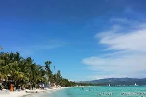 菲律宾长滩岛5晚6日游 南京出发境外海岛长滩岛报价 海边酒店