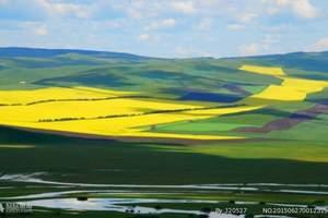 行摄呼伦贝尔草原风光民族风情摄影八日游