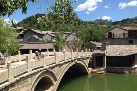 京古奇缘-北京故宫+颐和园+古北水镇纯玩三日游-天天发
