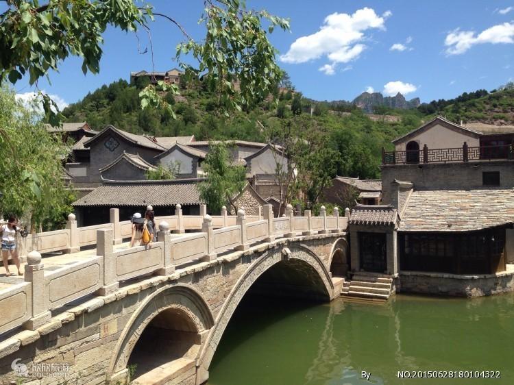 天津到古北水镇吃火锅、泡温泉、赏古镇、看夜景、登长城二日游