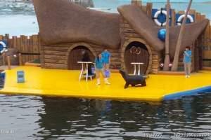 欢乐双岛-秦皇岛、北戴河、乐岛海洋公园、渔岛纯玩双卧五日游