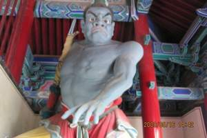 天津到龙门石窟旅游、宝泉、少林寺、开封铁塔、天波杨府双卧五日