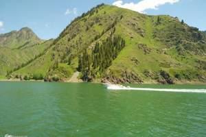 天山天池-新疆旅游必去景点