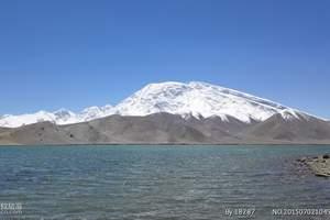 【自由行】天山大峡谷、石头城卡湖、喀什市区四日(3人起订)