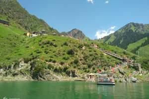 银川出发到新疆天池、吐鲁番、那拉提大草原、天鹅湖8日游