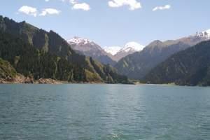 新疆北疆:天池、吐鲁番、喀纳斯、那拉提、巴音布鲁克7日游