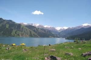 新疆乌鲁木齐天山天池+南山牧场+乌拉斯台汽车二日游