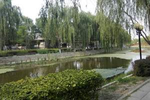 白洋淀文化苑