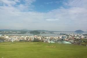 青岛到韩国旅游价格是多少、青岛去韩国旅游双飞五日两天自由活动