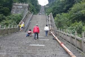 郑州到张家界旅游多少钱_郑州到张家界天子山天门山凤凰双卧六日