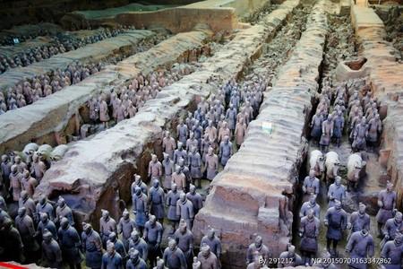济南出发到西安、兵马俑、华清宫、法门寺、大明宫经典双高四日游