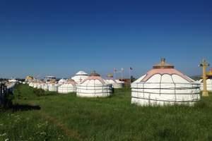 D线贡格尔草原、蒙古风情园、达里湖、阿斯哈图石林、乌兰布统3
