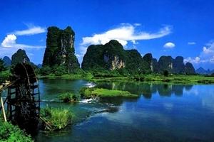 洛阳到桂林、漓江、阳朔桃源仙境至尊纯玩六日游(全陪)