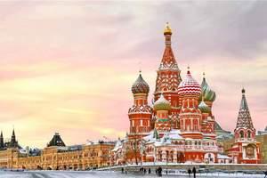 俄罗斯旅游团价格,四川到去俄罗斯旅游多少钱,品游俄罗斯9日游