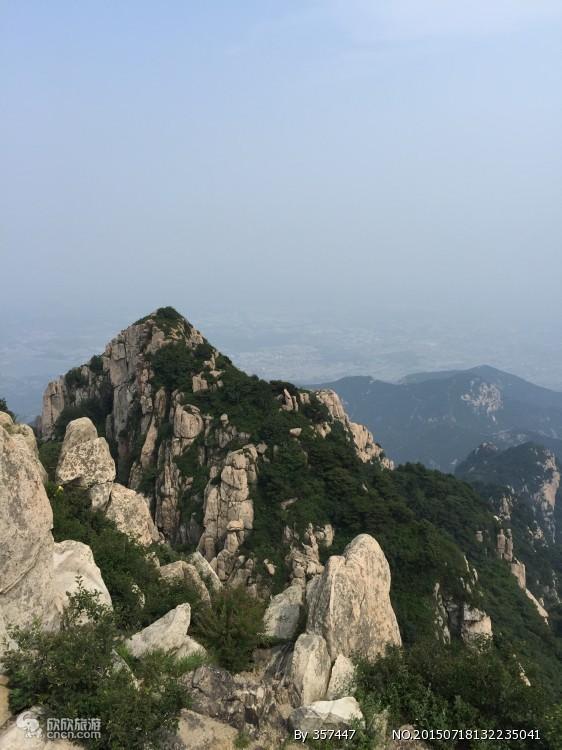 泰山祈福跟团一日游-淄博旅行社出发泰山旅游团-淄博出发跟团游