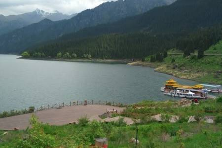 新疆烏魯木齊到天山天池吐魯番鄯善高鐵純玩兩日游含1晚三星住宿