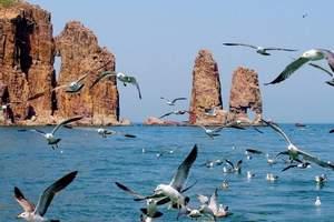 郑州到青岛、蓬莱、威海、烟台双卧6日游,郑州到海边旅游线路