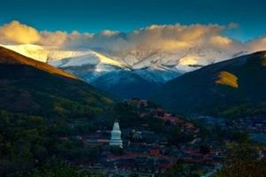太原到五台山旅游,太原到五台山一日旅游线路