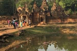 北京到柬埔寨吴哥6日游价格_柬埔寨旅游指南_吴哥旅游国航直飞