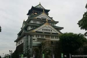 寒假青岛去日本旅游推荐-本州、东京、大阪、奈良双古都双飞6日