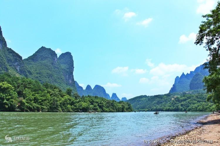 合肥到桂林4天3晚超值游