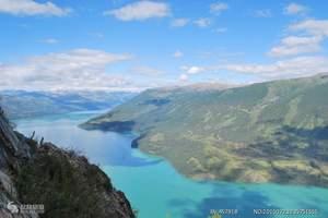 长春夕阳红旅游长春到新疆乌鲁木齐+天山天池+喀纳斯2卧12日