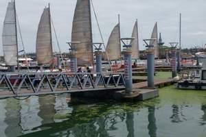 五缘湾风运帆船