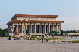 天津到北京故宮旅游報價|頤和園、八達嶺長城汽車二日游|含午餐